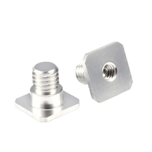 Picture of 1 Piece Female to Male 1/4 to 3/8 Screw Convert Adapter for DSLR SLR Camera