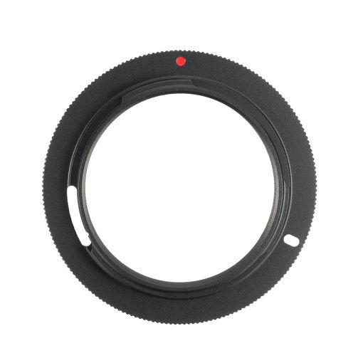 Immagine di Black M42 Lens to PK Pentax Adapter Ring For Pentax KM K-M K-7 K-X K2000 K20D