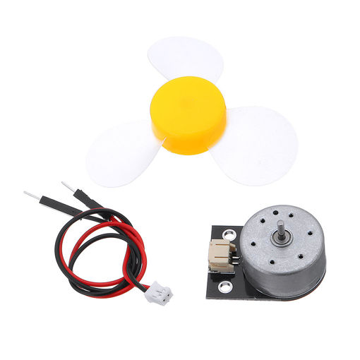 Picture of YwRobot EZ R300 Motor Switch Control Module With Fan Fixed For Arduino