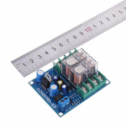 Immagine di UPC1237 Speaker Protection Board Dual Omron Relay For HIFI Amplifier DIY Speaker Kit