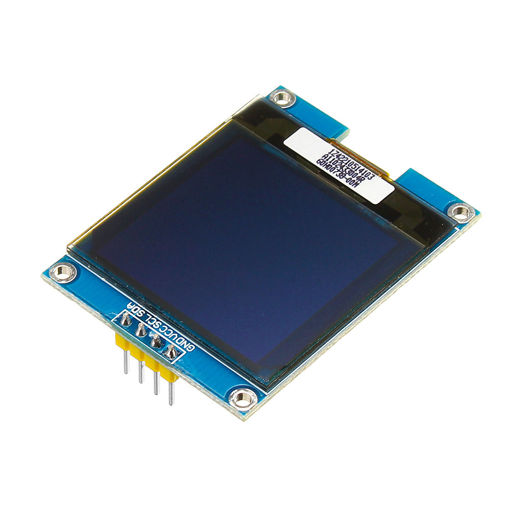 Picture of 1.5 Inch 128x128 OLED Shield Screen Module For Raspberry Pi / STM32 / Arduino