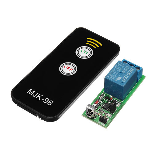 Picture of 1 Channel 5V Infrared Remote Control Relay Module Infrared Remote Control Switch