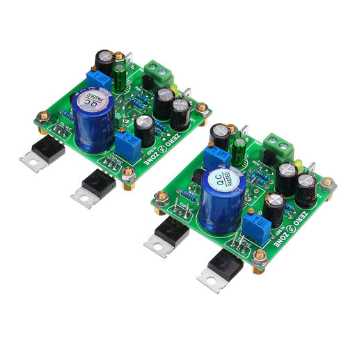 Immagine di 2Pcs Classical TIP41C-JLH1969 Class A Dual Channel  Single-ended Audio Amplifier Board