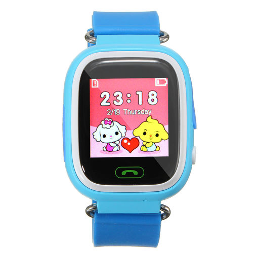 Picture of 1.44inch Tough Screenn Smart Baby Kids Watch SmartWatchphone Anti Lost Tracker