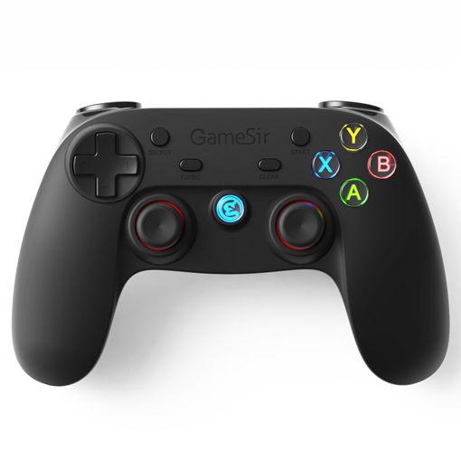 Immagine di GameSir G3S bluetooth 2.4G Wireless Rechargeable Gamepad Game Controller Joystick