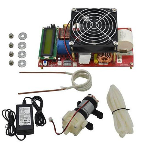 Picture of US Plug 2000W ZVS Induction Heating Heater Module Scm Contr