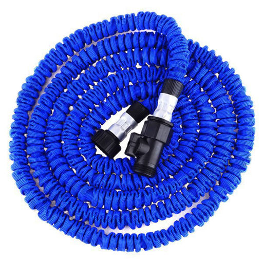 Picture of All Size 25 50 75 100FT Flexible Expandable Garden Water Hose EU/US Standard