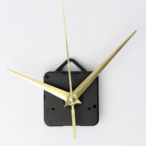 Picture of DIY Gold Hands Quartz Clock Movement Mechanism Parts Tool Set