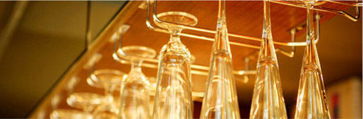 Picture of 55CM Wine Champagne Goblet Glass Hanger Hanging Holder Hanging Rack