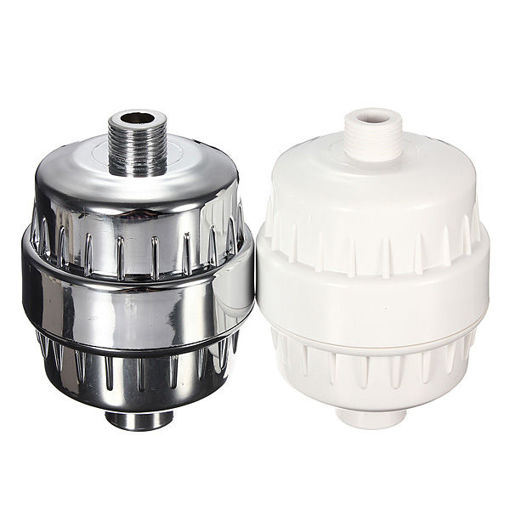 Picture of In Line Bath Shower Filter Chlorine Removal Water Purifier