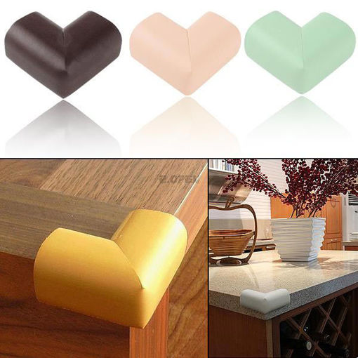 Picture of Baby Safety Table Desk Edge Corner Cushion Guard Softer Protector