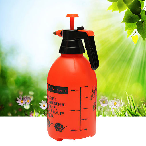 Picture of 3L High Pressure Water Sprayer Chemical Spray Garden Pump Weeds Killer Tool