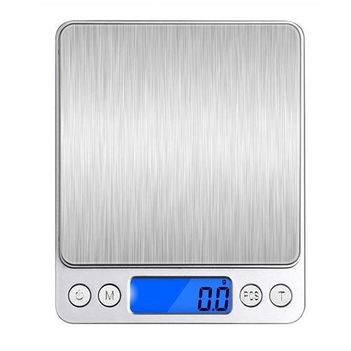 Picture of Honana HN-MS1 2000g 0.1g Mini Multi-unit Conversion Digital Electronic Kitchen Scale Pocket Jewelry