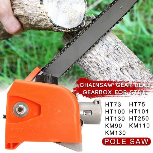 Picture of Chainsaw Gear Head Gear Box For Stihl HT 75 101 130 131 250 Pruner Pole Saw 4138 205 0008