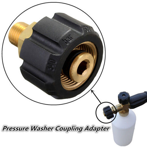 Picture of Pressure Washer Coupling Adapter for Karcher