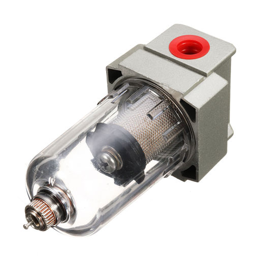 Picture of Oil Water Air Separator Compressor Filter Trap For Diesel Heater Part 5mm Nozzle
